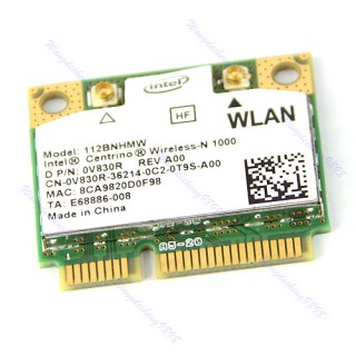 Card Wifi Laptop Dell