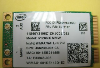 Card Wifi Laptop Lenovo