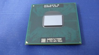 CPU Laptop T9800