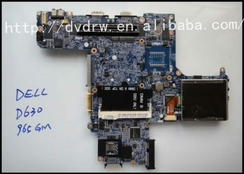 Mainboard Laptop Dell Latitude D630