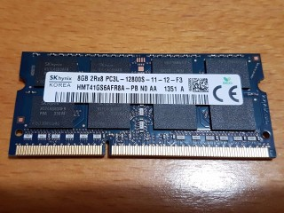 Ram Laptop Hynix DDR3L 8G PC3L-12800s