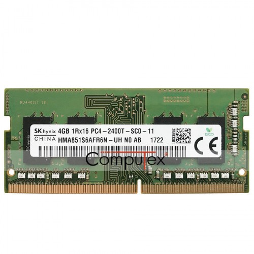Ram Laptop Hynix DDR4 4G PC4-2400T