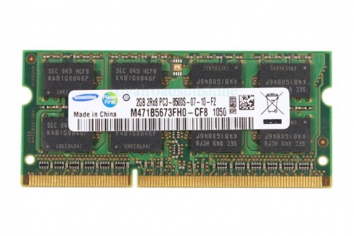 Ram Laptop Samsung DDR3 2G 1066 PC3-8500s