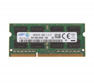 Ram Laptop Samsung DDR3L 4G PC3L-12800s