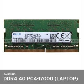 Ram Laptop Samsung DDR4 4G PC4-2133P